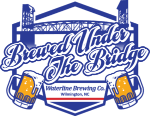 Brewed Under The Bridge Logo